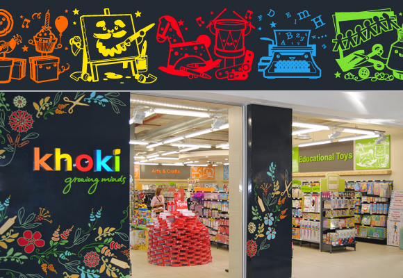 KHOKI - MELBRO HOLDINGS // new store in Cape Town (SA)
