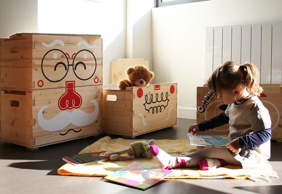 pilou face boxes