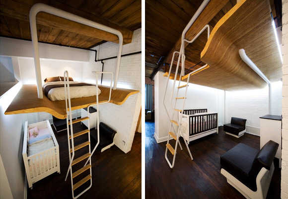 L. McCOMBER ARCHITECTS // design solution