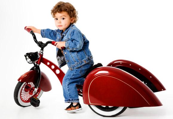 KID KUSTOMS // luxurious stroller for kids