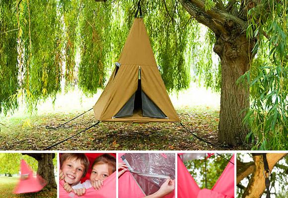 treepee tente suspendue pour enfants now for kids. Black Bedroom Furniture Sets. Home Design Ideas