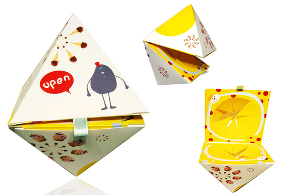 Angela Wang Emballage De Bonbons Pour Enfants NOW for Kids By E
