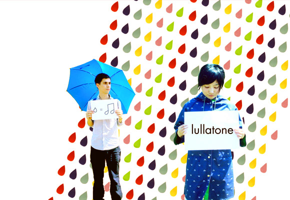 LULLATONE Shawn James SEYMOUR & Tomida YOSHIMI // japanese music band