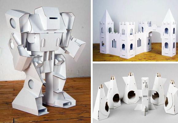 CALAFANT // cardboard toys for kids