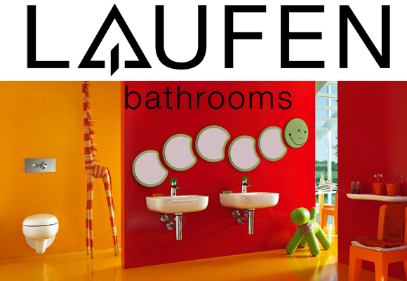 LAUFEN // florakids bathrooms for kids