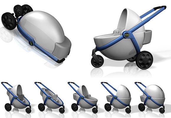 DAVID ROLLINS //  new stroller concept