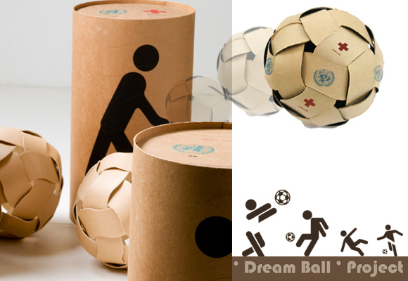 UNPLUG DESIGN // dream ball concept