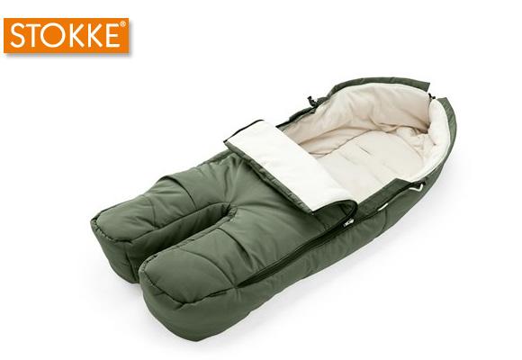 STOKKE // foot muff for stroller