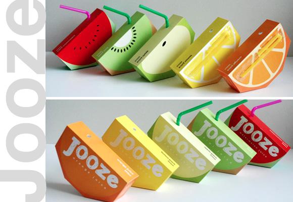 JOOZE by YUNYEEN YONG // fictional fresh fruit juices