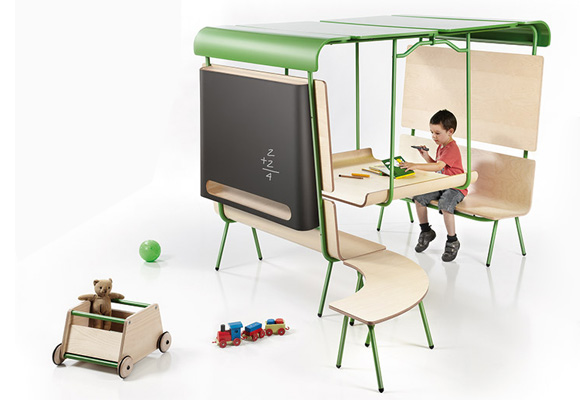 EMILIANA DESIGN STUDIO // ottawa playground