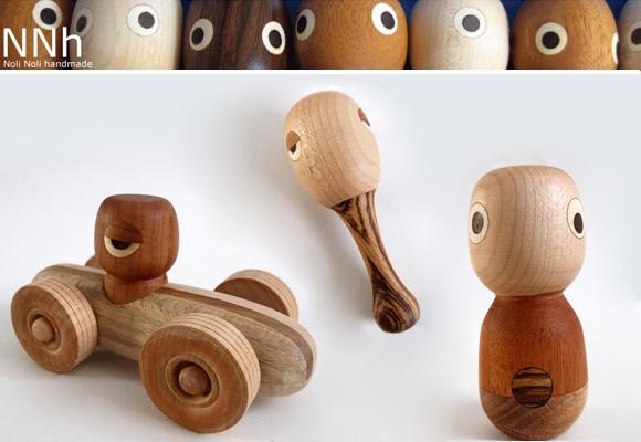 NOLI NOLI HANDMADE // wooden toys for children