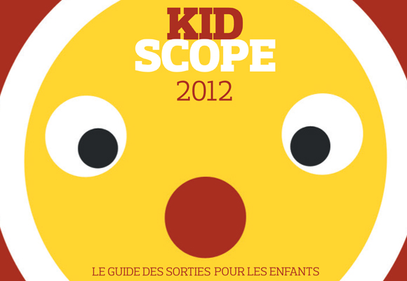 KIDSCOPE 2012 (Le Figaro Ed.) // guide about family outings