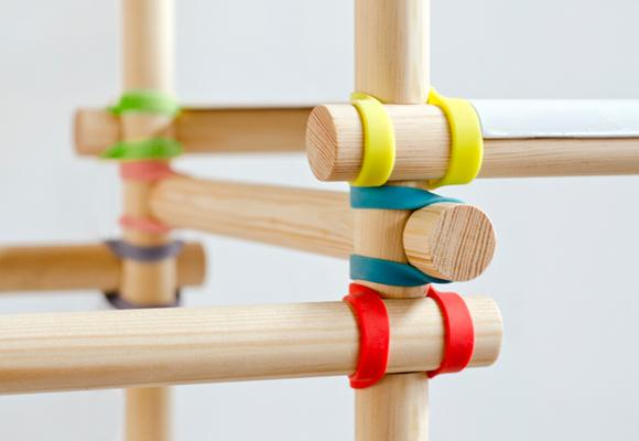 gummitwist rack