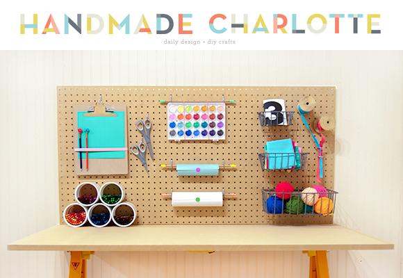 diy :: créer un espace de loisirs créatifs pour enfants | now (for