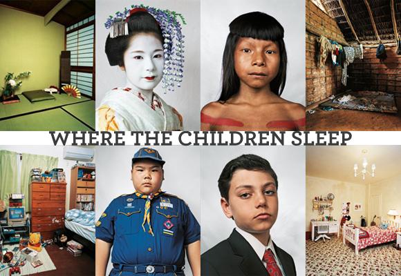 WHERE THE CHILDREN SLEEP