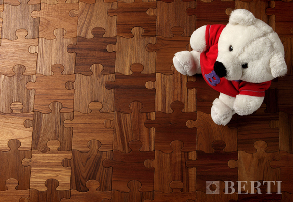 kids wooden puzzle floor