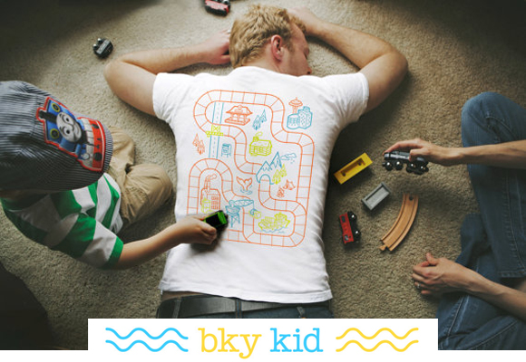 play mat t-shirts by bky kids