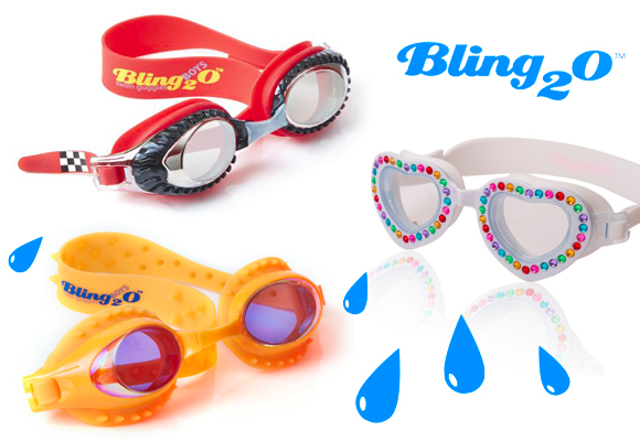 bling2o swim kids goggles