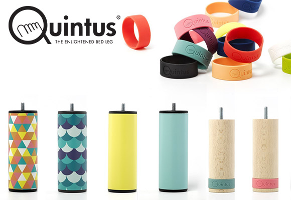 Decorative Bed Legs for Kids Rooms by Quintus
