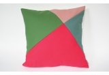 coussin circus jolie (rose)