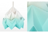 children origami lampshade moth gradient snowpuppe (mint)