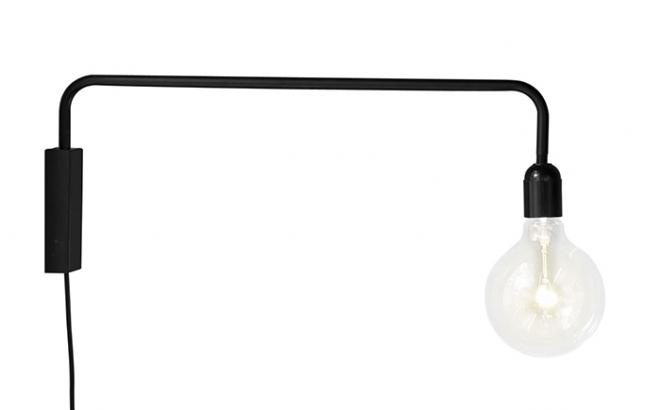 aplique de lampara de pared infantil bebé plok por sentou