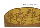 corbeilles enfants reversibles feutre marron S par Muskhane