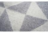 frazada lana twist a twill (gris claro)