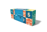 wooden numbers blocks for kids by uncle goose