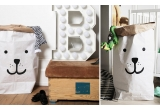 paper storage bag for kids room
