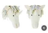 Trofeo Cabeza de Unicornio para Decoración de Habitación Infantil