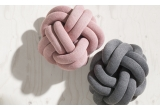 knot cushion by Design House Stockholm