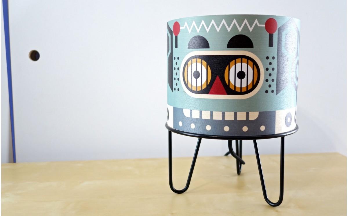 Kids Bedside Table Lamps Minilum Table Light For Nursery