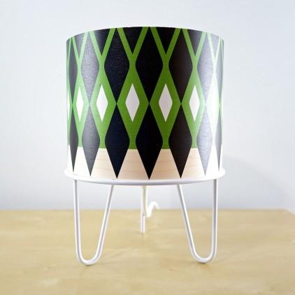 lampe enfant Minilum motifs géométriques
