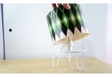 lampe en bois pour chambre bébé
