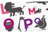Poster Affiche Bébé Art Enfants ABC Alphabet