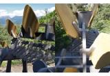 Porte Vêtements Enfant Dino en Bois, Portant Habits Garçon Stegorage par le studio design