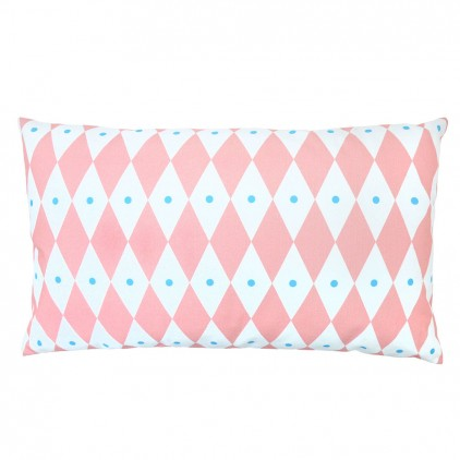 pink diamond touf touf pillow by Rose in April
