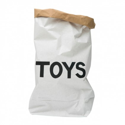 paper toy storage bag toys for kids by tellkiddo