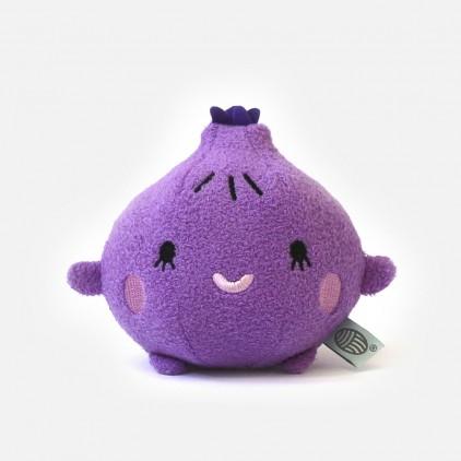 muñeco felpa para bebé y niños Ricefig fruta violeta por Noodoll