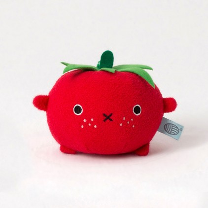 plush toy for babies and kids red vegetable Rice Tomato by Noodoll