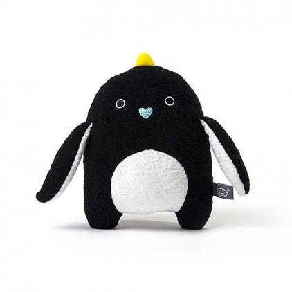 muñeco felpa para bebé y niños Ricekating negro por Noodoll
