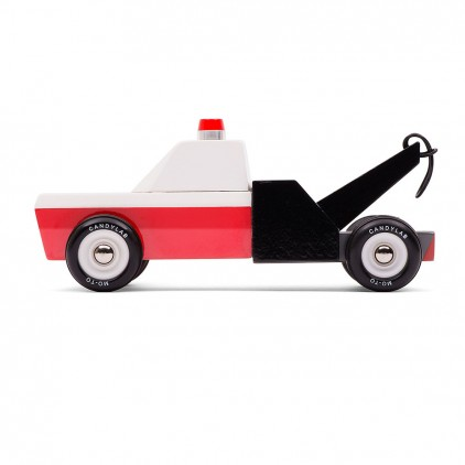 tow truck car toy for boy kids Towie by CandyLabToys