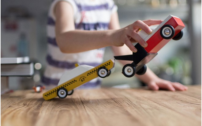 tow truck toy for boy kids Towie by CandyLabToys