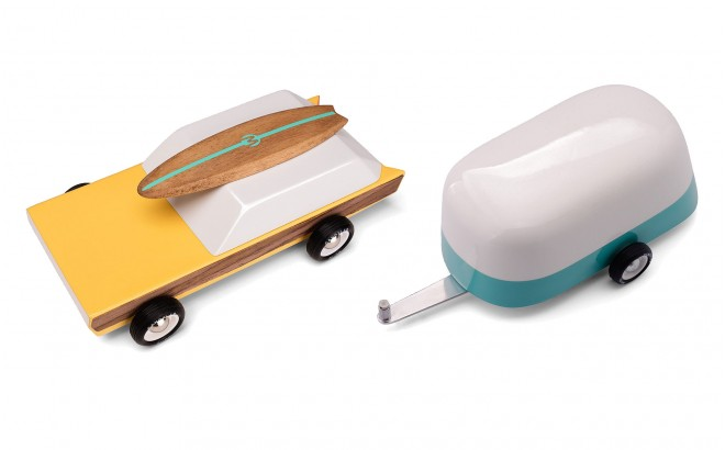 car toy for kids Woodie by CandyLabToys