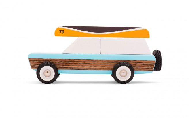voiture jeep en bois pour enfant garçon Pioneer de CandyLabToys