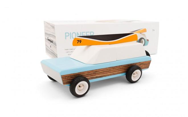 juguete coche jeep infantil para niños Pioneer por CandyLabToys