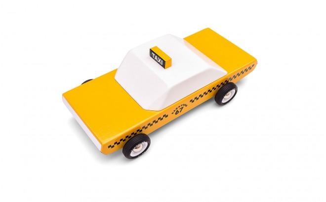 jouet voiture taxi new-yorkais pour enfant garçon CandyCab de CandyLabToys