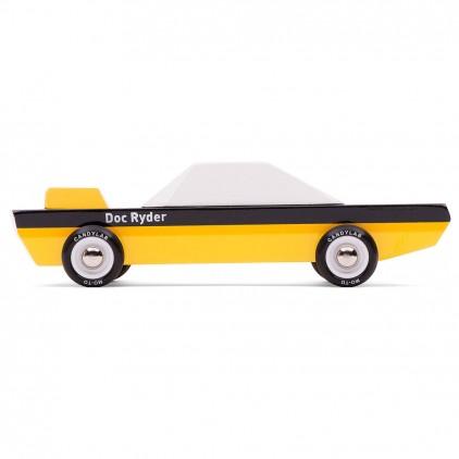juguete coche deportivo de carrera infantil para niños muscle car Doc Ryder por CandyLabToys
