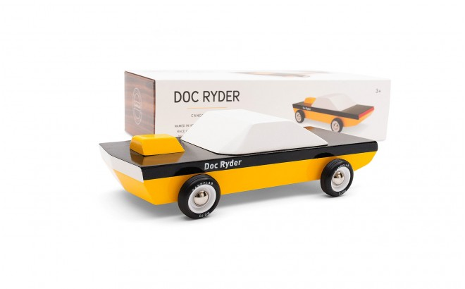 racing car toy for boy kids muscle car Doc Ryder by CandyLabToys